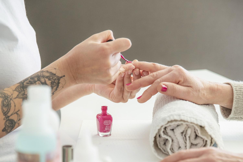 Manicure Solidea centro estetico ravenna