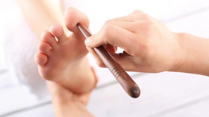 Thai Foot Massage, una coccola drenante e rilassante
